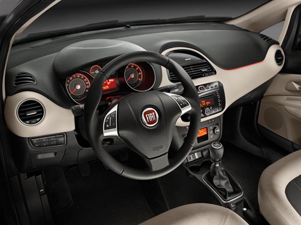 Fiat Linea в аренду в Анталии