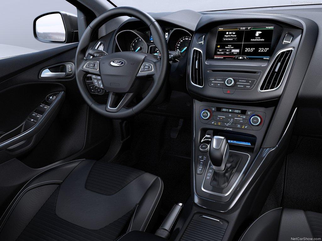 Antalya Kiralık Ford Focus