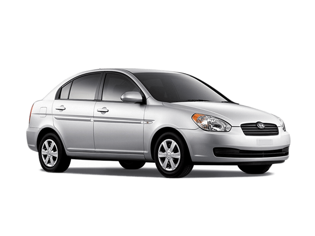 Automatic Hyundai Accent Era for rent in Antalya
