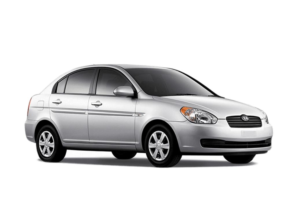 Automatisch Hyundai Accent Era zu vermieten in Antalya