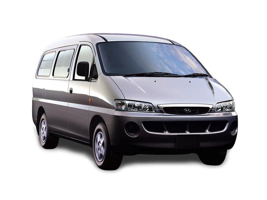 Hyundai Starex zu vermieten in Antalya