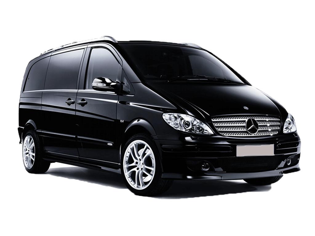 Antalya Kiralık Minibüs Mercedes Vito