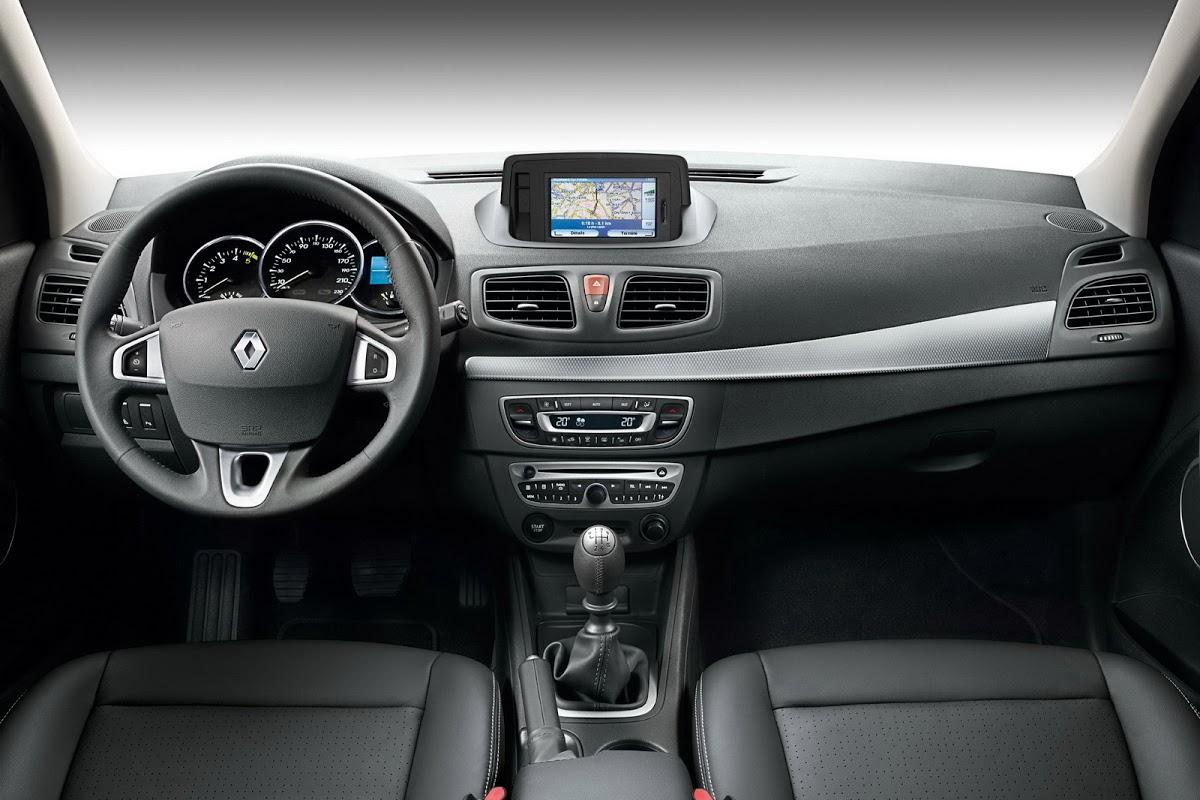 Antalya Renault Fluence zu vermieten