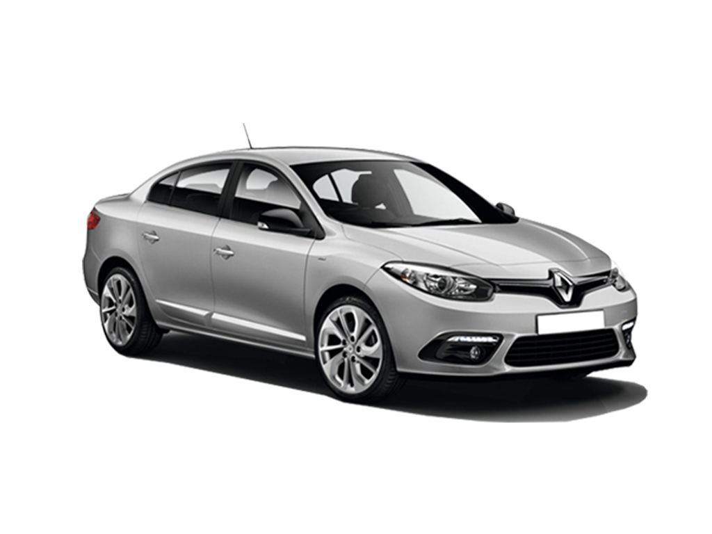 Antalya Rental Automatic Renault Fluence