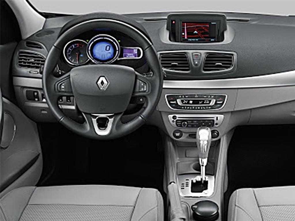 Antalya Kiralık Otomatik Renault Fluence