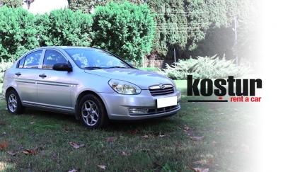 Antalya economic car rental