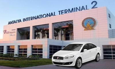 Antalya Rent a Car Araba Fiyatları