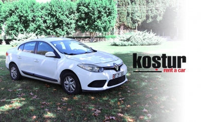 Economic car rental services in Antalya