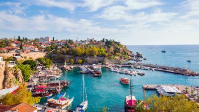 Antalya'da araç kiralama ücretleri