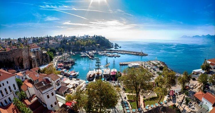 Antalya'da Araçla Gezilecek Yerler